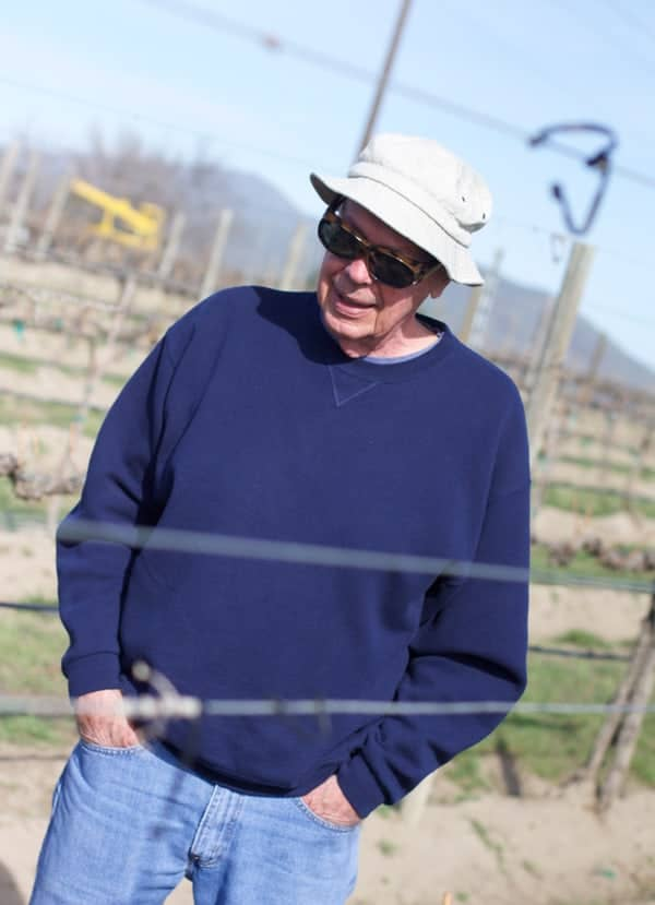 Jim Holmes, Ciel du Cheval Vineyards