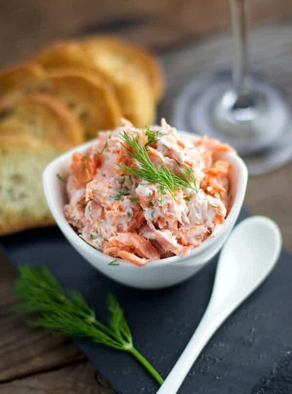 Incredibly Easy Salmon Spread Recipes — Dishmaps
