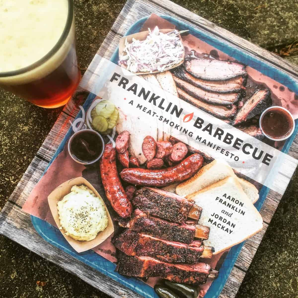 Franklin Barbecue- A Meat-Smoking Manifesto book review