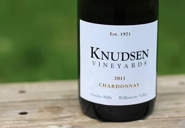 Knudsen Vineyard 2013 Chardonnay, Dundee Hills