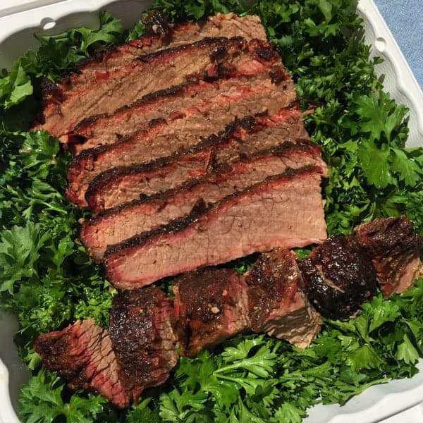 Competition Brisket Turn In Box