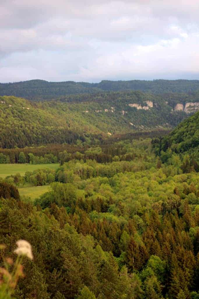 Jura Mountain Region