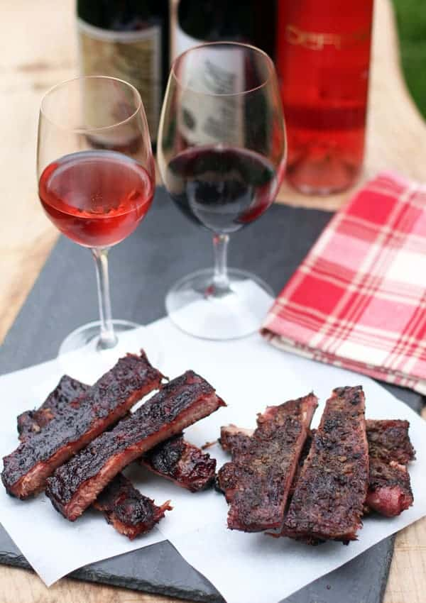 Ribs and Wine Pairing