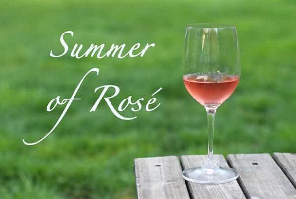 Summer of Rosé