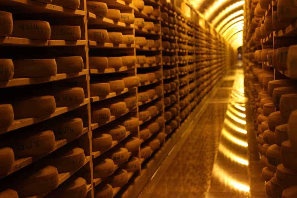 The Affinage Cellar
