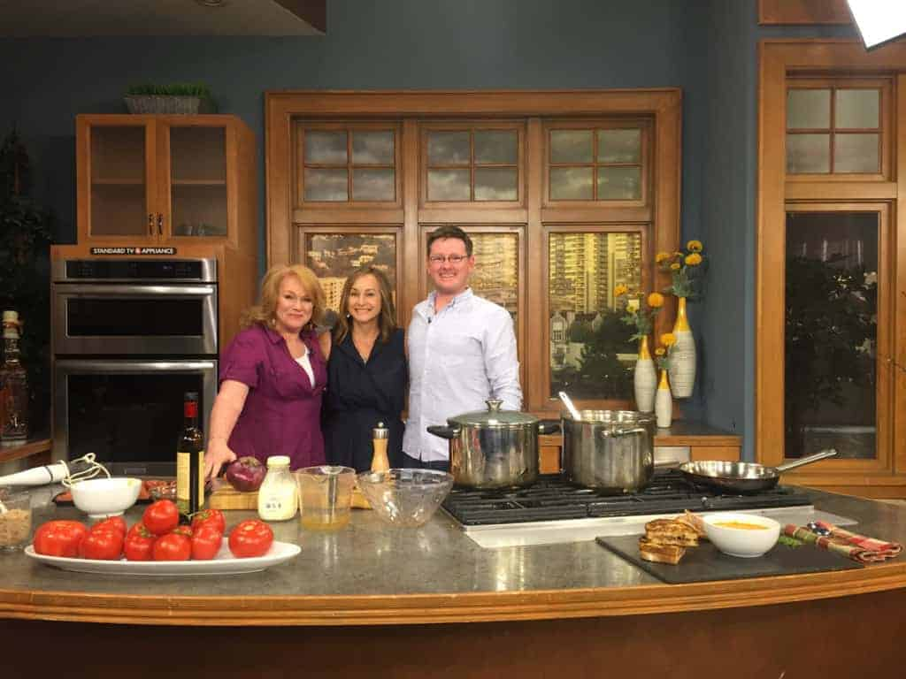 AM Northwest Segment with Mary Cressler and Sean Martin of Vindulge