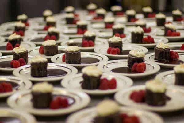 El Gaucho Double Chocolate Cake