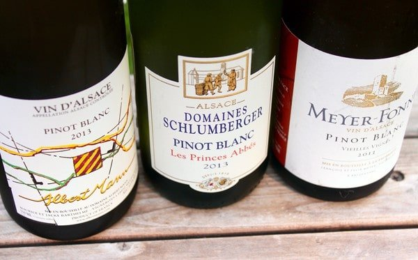 Pinot Blanc recommendation from Alsace