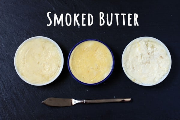 How to make Smoked Butter