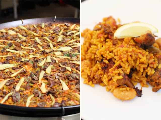 Crown Paella lunch at IPNC
