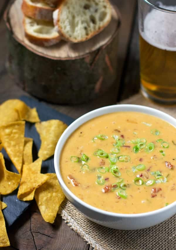 Smoked Sausage and Hatch Chili Beer Cheese Dip — THE VIDEO!
