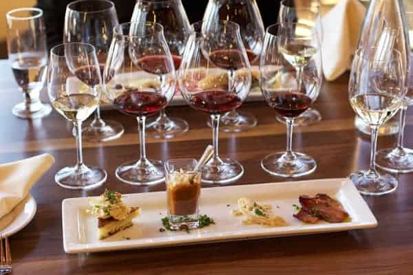 Willamette Valley Vineyards restaurant