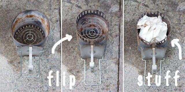 How to light a charcoal grill. It's super simple! | vindulgeblog.com