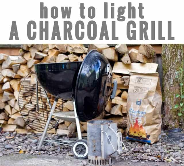 How To Light Charcoal Grill Without Any Lighter Fluid In 5 Simple Steps