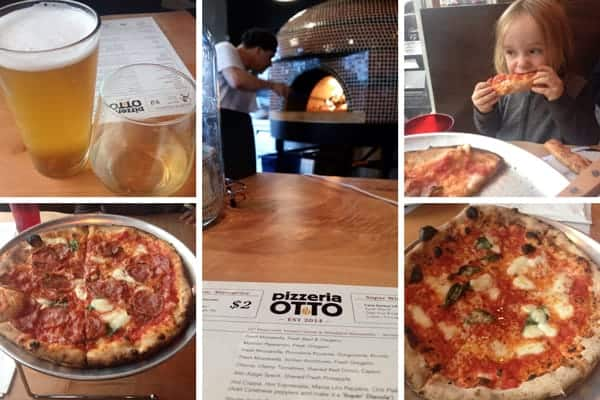 Pizzeria Otto on Opening Day 2014
