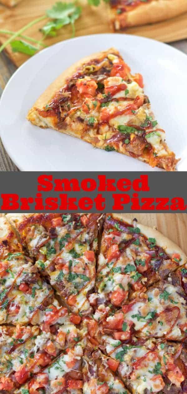 Smoked Brisket Pizza Pin Image