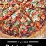 Brisket Pizza Pin