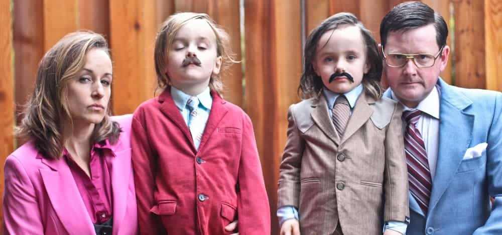 Anchorman Crew Halloween Costume