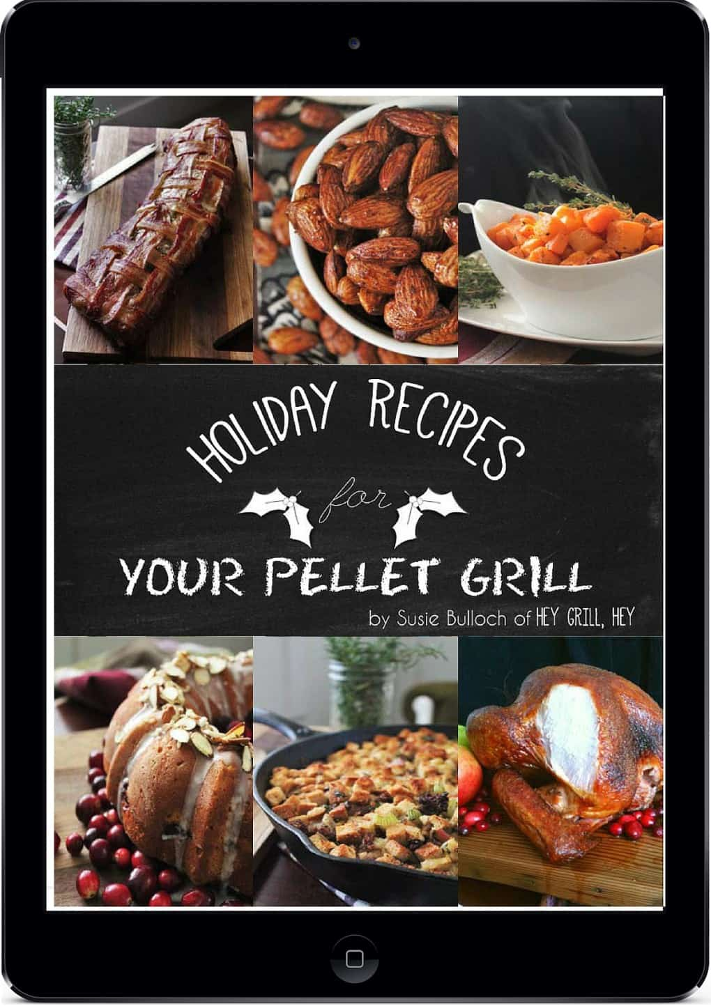 Holiday Recipes for your Pellet Grill