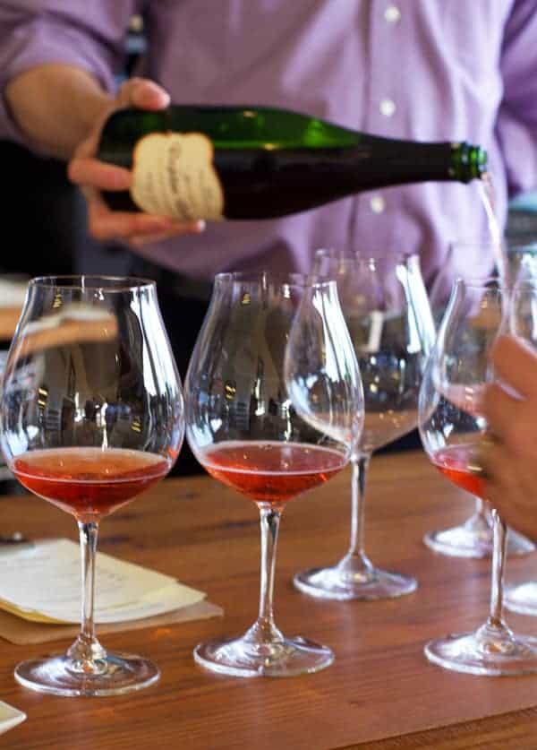 Raptor Ridge Sparkling Wine from Oregon