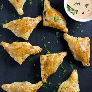 Smoked Brisket Empanadas — Uses for Leftover Brisket