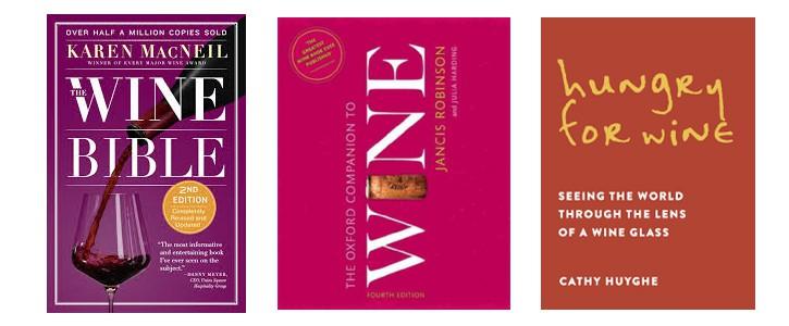 Favorite Wine Books 2015