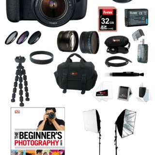 THE ULTIMATE BEGINNER PHOTOGRAPHY GIVEAWAY