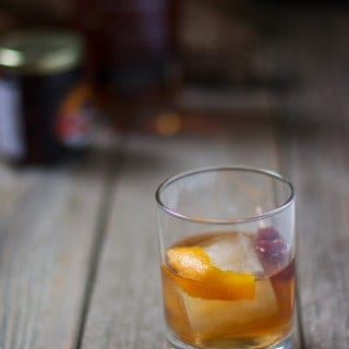 The Smoky Old Man – A cocktail recipe…