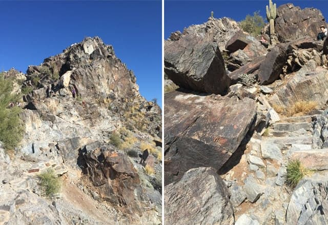Hiking Piestewa Peak Summit Trail (Formerly Squaw Peak), a review