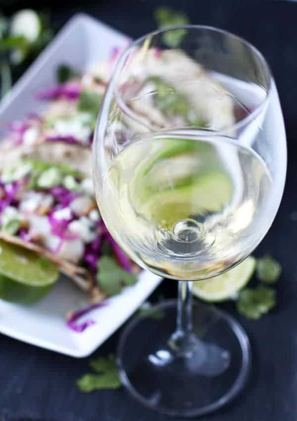 Pairing Wine with Fish Tacos