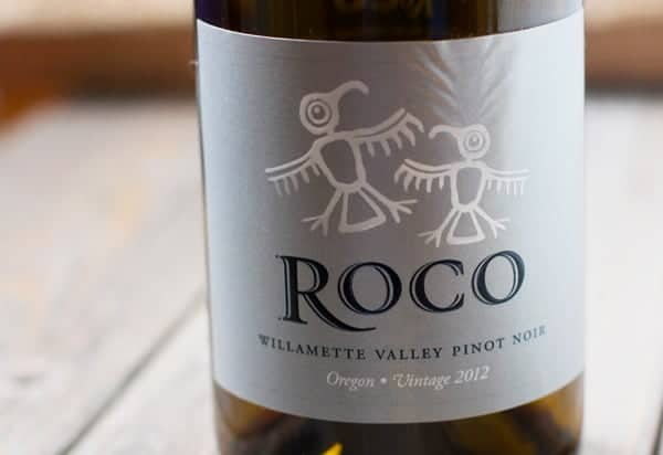 Roco Pinot Noir 2012 Willamette Valley Oregon