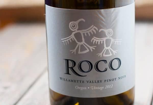 Roco Pinot Noir 2012 Willamette Valley Oregon