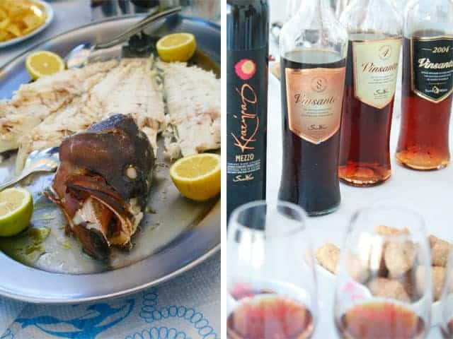 Santorini Food & Wine