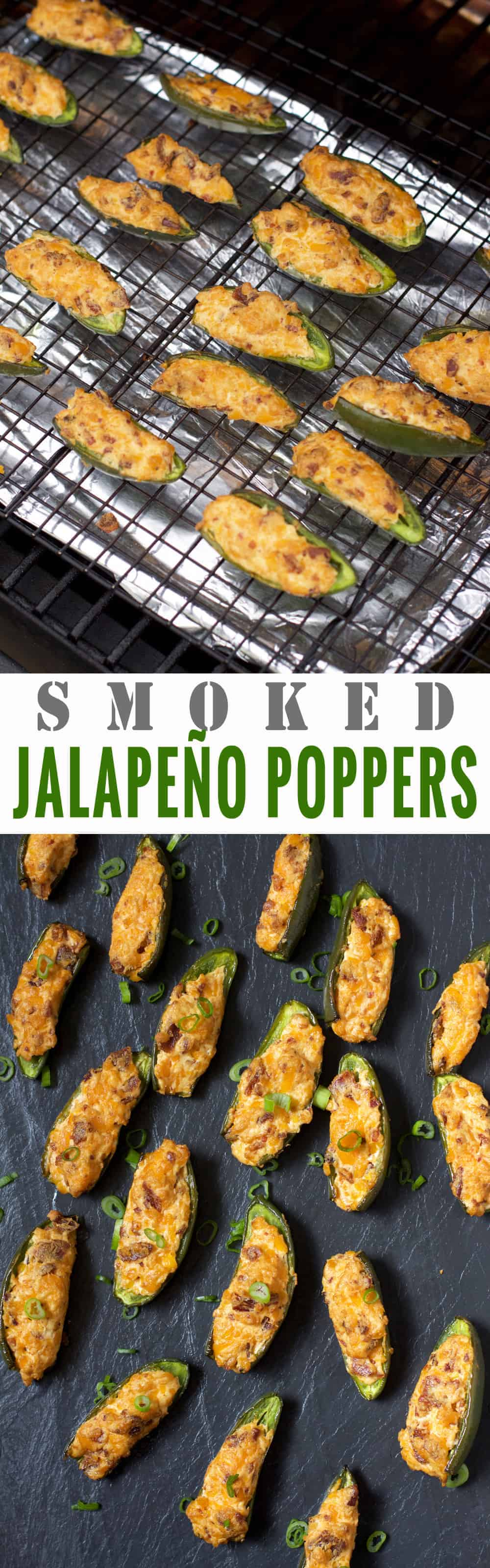 smoked jalapeo poppers with smoked bacon an awesome appetizer for super bowl made with crispy