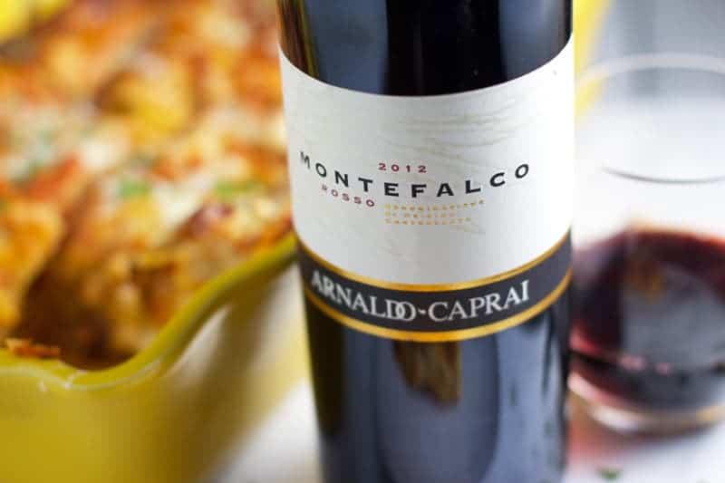 2012 Arnaldo Caprai Montefalco Rosso