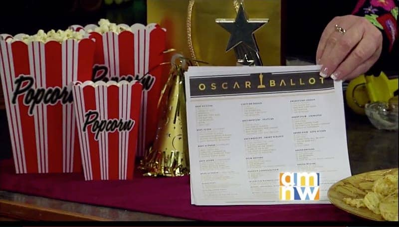 Easy Decorations for an Oscar Themed Party