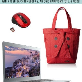 Big February Giveaway!  Win A Chromebook 2 + Other Laptop Accessories