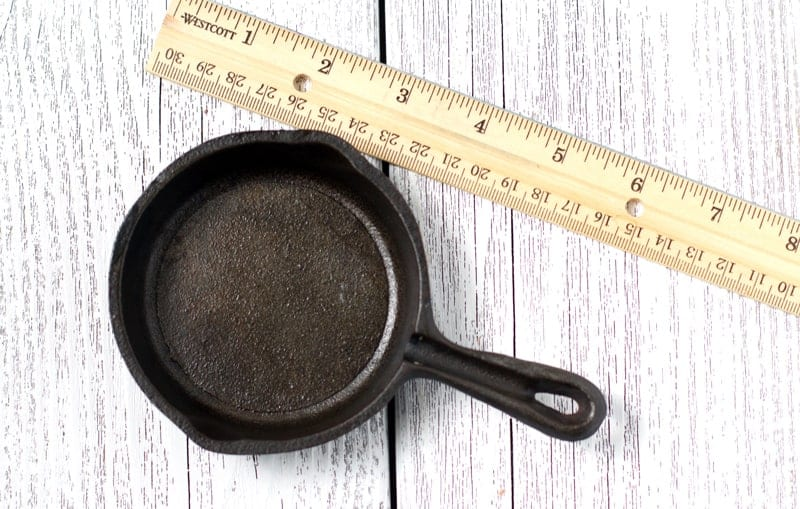 Uses for a Lodge Miniature Cast Iron Skillet