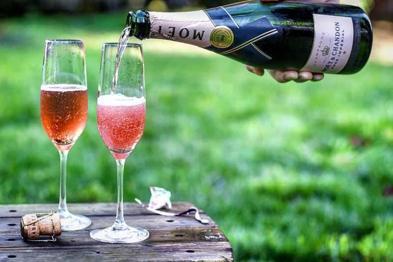 Moët & Chandon Champagne Brut Rosé Impérial