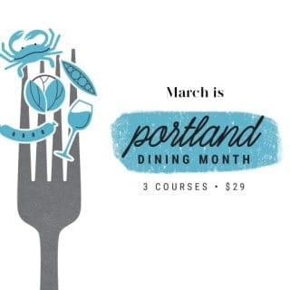 Portland Dining Month Kicks Off Today – Win a Gift Certificate!