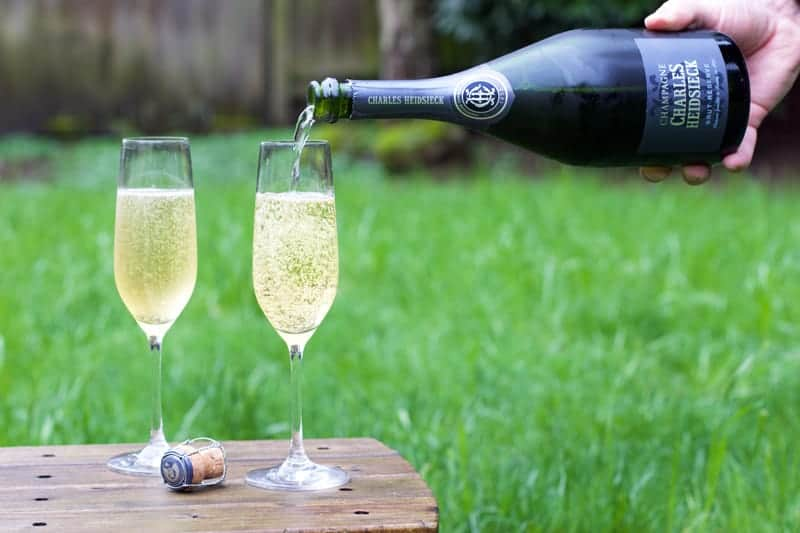 "Charles Heidsieck ""Brut Reserve"" Champagne NV"
