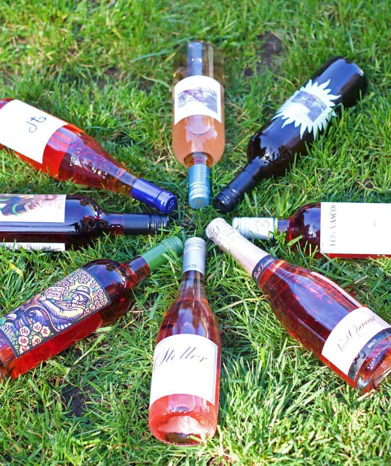 Rosé wines for spring 2016