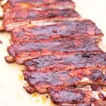 Smoked Competition Pork Ribs