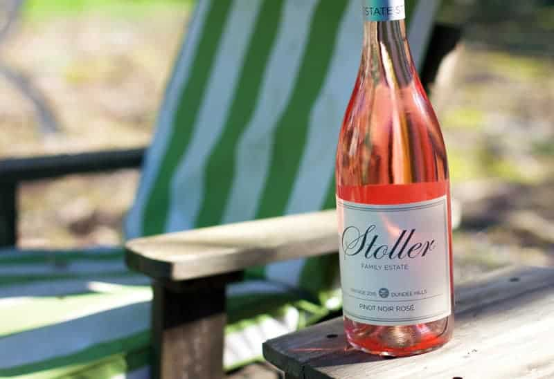 Stoller 2015 Rosé is meant for summer!