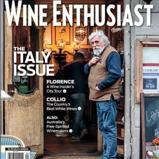 Traveling to wine country with twins — Recent print article in Wine Enthusiast