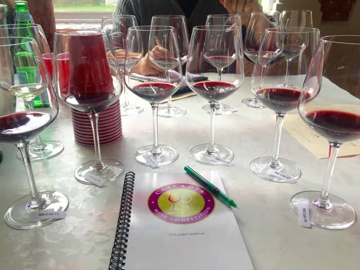 Cascadia Wine Competition 2016
