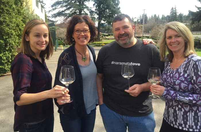Judges for the 2016 Cascadia Wine Competition