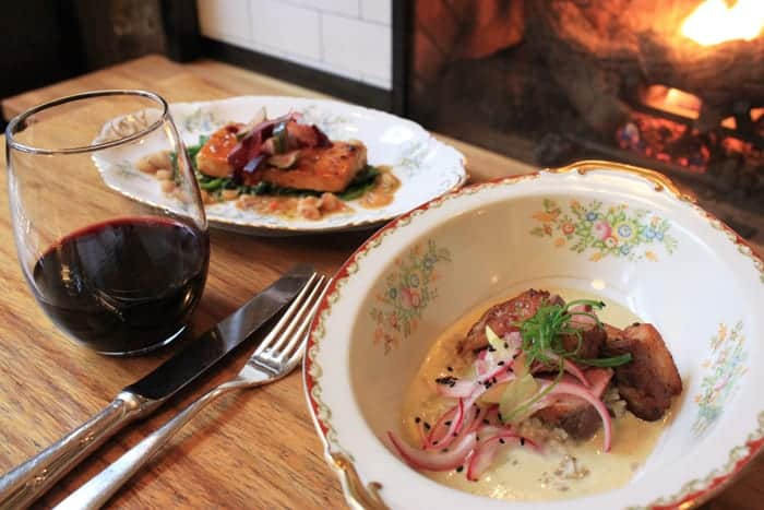 The Hairy Lobster Fire & China & Wine