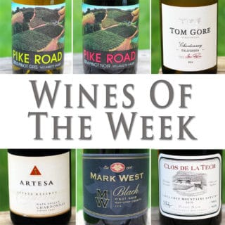 Weekend Wine Love – Wines of the Week