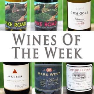 Weekend Wine Love – Wines of the Week
